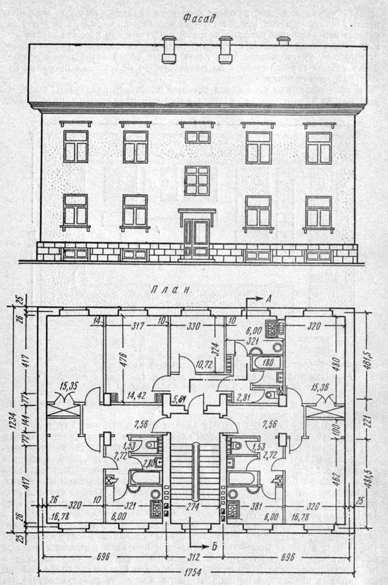 планы зданий чертежи: