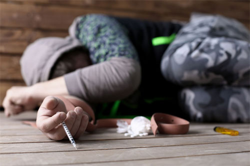 Наркомания: пути решения проблемы