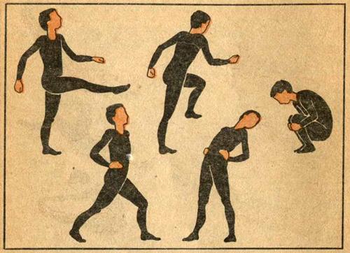 Методика проведения специальных упражнений при мочекаменной болезни