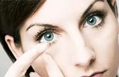 Рост популярности цветных контактных линз
