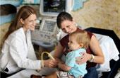 УЗИ - безопасный метод обследования детского организма