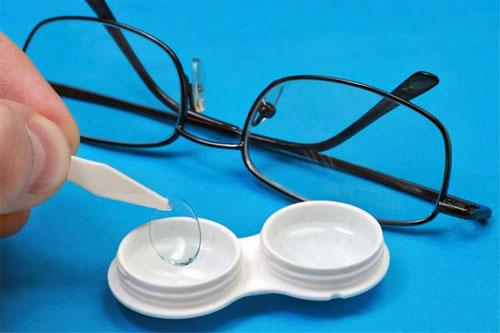 Разновидности контактных линз