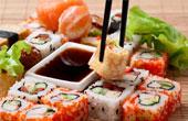 Суши и роллы-здоровый взгляд на питание