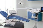 Оснащение кабинета стоматологической установкой