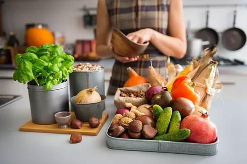 Принцип питания диабетика