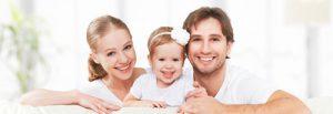 ДНК родителей и ребенка