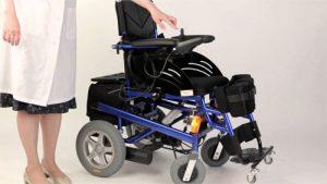 Инвалидная коляска с электроприводом - Б/У или новая?