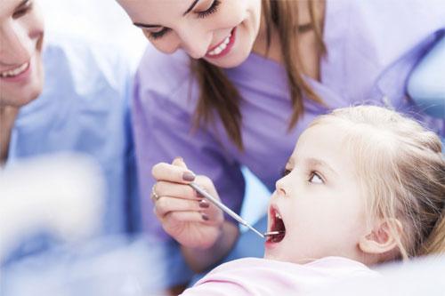 Выбор детского стоматолога