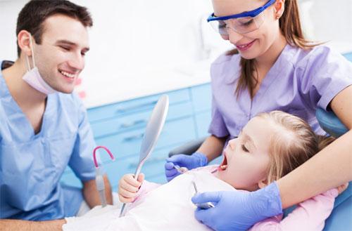 Стоматолог для детей