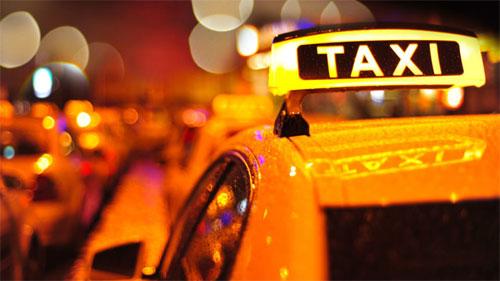 Здоровая атмосфера в таксопарке