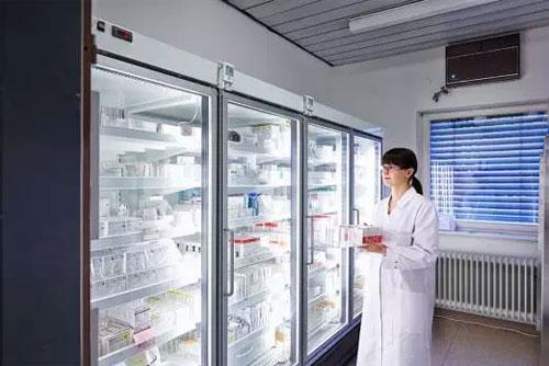 Холодильники Позис. Лучшие решения для аптеки
