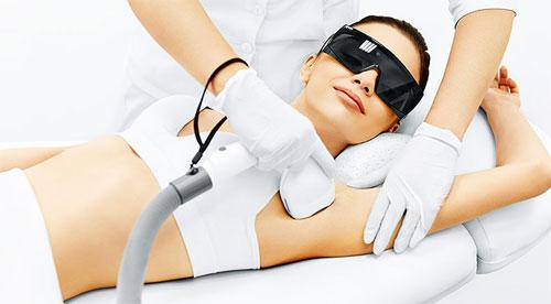 Лазерная эпиляция: ход процедуры и её особенности