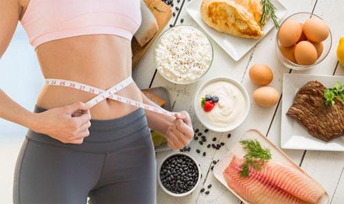 Здоровый взгляд на диету