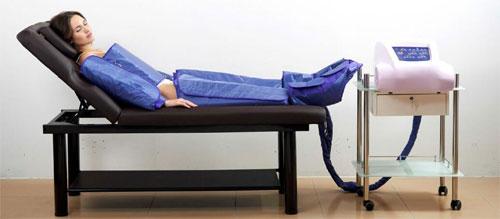 Прессотерапия при болевом синдроме