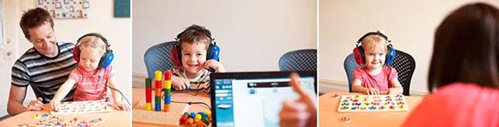 Проблемы слуха у детей