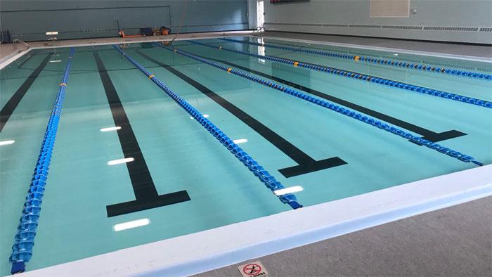 Посещать бассейн - полезно