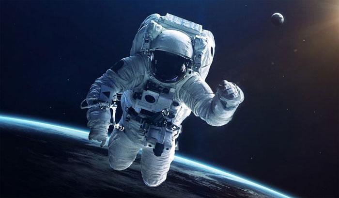 Здоровье космонавта