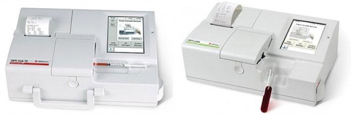 Лабораторное оборудование для анализов крови