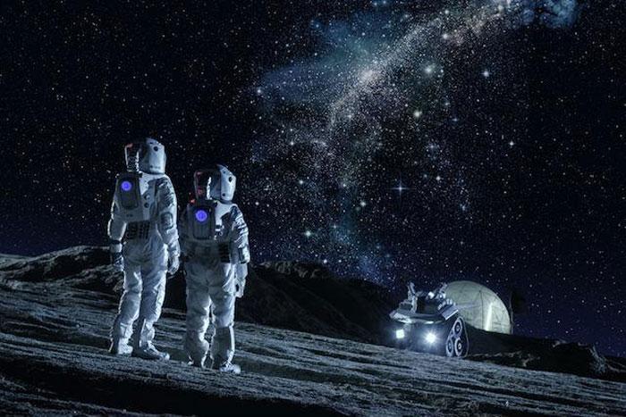 Космическая отрасль