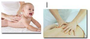 Лечебный детский массаж при гопитонусе