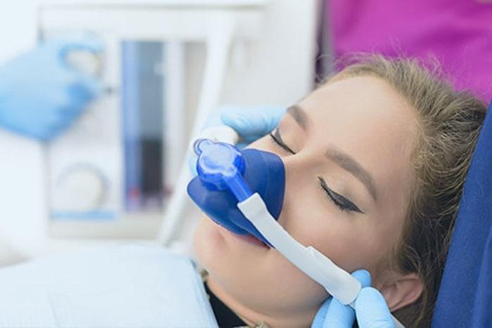 Лечение зубов в седации и под наркозом