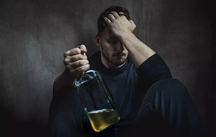 Как начинается алкогольная зависимость