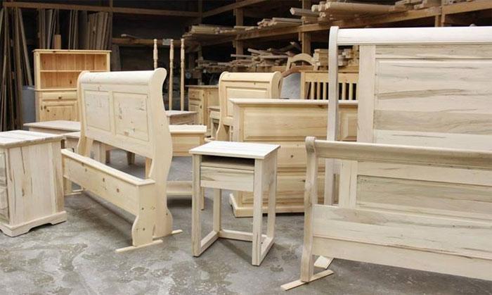 Главные почему дерево самый правильный выбор материала для мебели