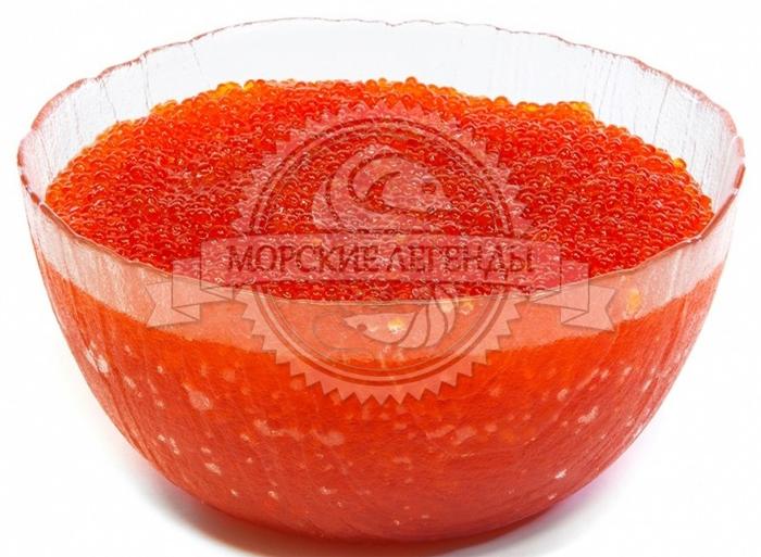 Икра красная: вкусна и очень полезна