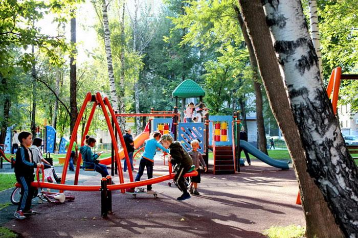 Детская площадка: правила оснащения
