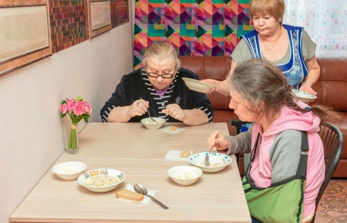 картинки пансионат для престарелых кандидозный