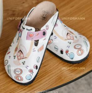 Медицинская ортопедическая обувь для женщин