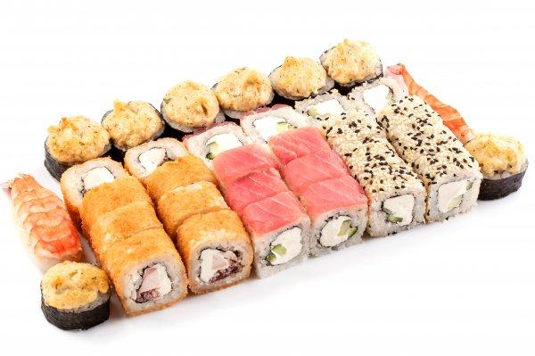 Быстрая и качественная доставка суши от «Макароллыч»