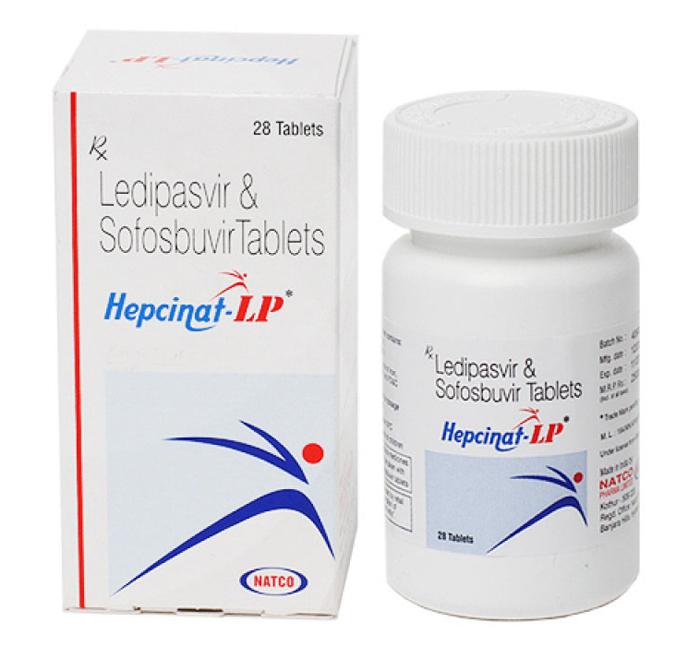 Препараты для лечения гепатита С