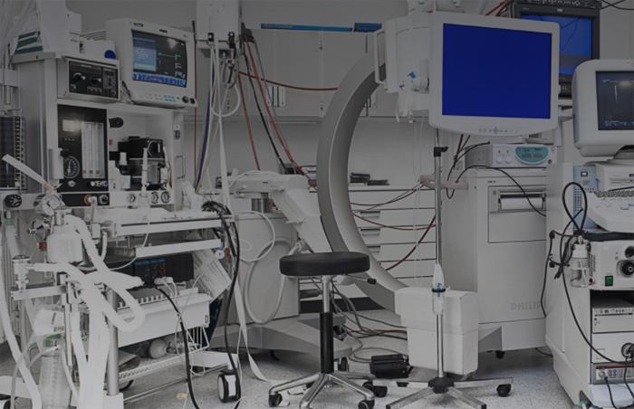 Техническое обслуживание медицинского оборудования
