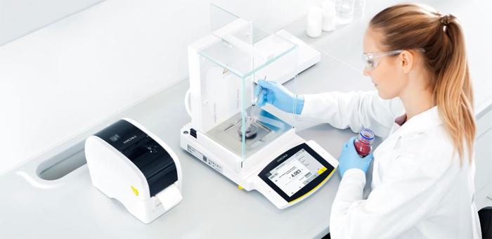 Лабораторные весы и их применение