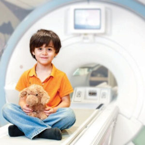 Информация о здоровье детей: МРТ-сканирование