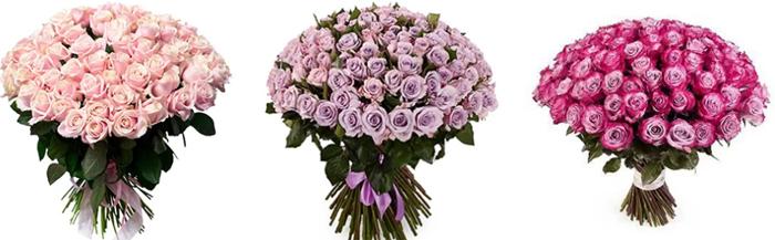 Дарим розы правильно!